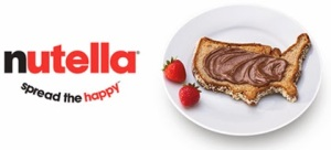 nutella slogan