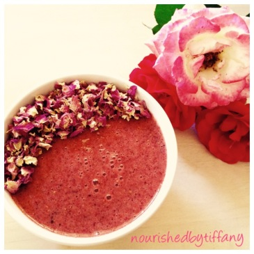 Pink Smoothie Bowl