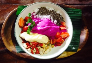 Naga Bowl at Betelnut Cafe