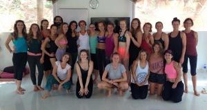 Sampoorna Yoga March 2016 Class