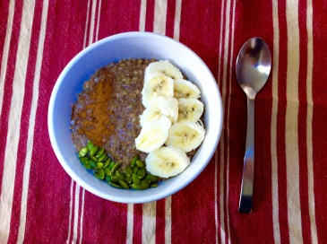 Powerhouse Quinoa and Buckwheat Porridge